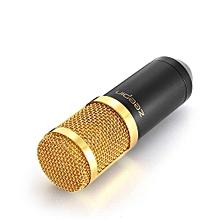 BM - 800 Professional Condenser Microphone Studio Broadcasting Recording-Black