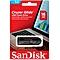 Cruzer Glide 3.0 USB Flash Drive - 16GB - Red & Black