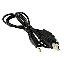 Psp 1/2/3000 2in1 USB Charging And Data Transfer Cable(Multicolor)(OVERSEAS)