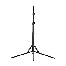 Adjutable Aluminum Alloy Light Stand Holder Bracket with 1/4 Inch Screw for Studio Photography Video Shooting Max Length 200cm / 6.5ft