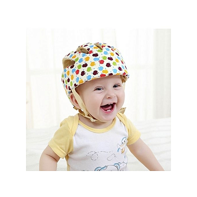 6b0500da340 ... Outdoor Baby Safety Helmet Soft Comfortable Head Anti-collision  Security Hat Head Protection ...
