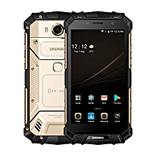 "DOOGEE MIX 2 5.2"" Helio P25 Octa-Core Android 7.0 6GB+64GB 4G Smartphone 21.0MP Gold"