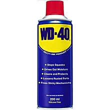 WD-40 Multi-purpose Chains, Gears, Hinge, Roller, Wheels Lubricant 400 ml aerosol