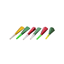Party Blowers - 1 Pack - Multicolored