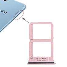 2 x SIM Card Tray for Vivo X9i(Rose Gold)