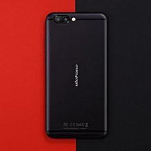 EY Ulefone T1 5.5 Inch Dual SIM Dual Standby 6GB+64GB 16MP Rear Camera 4G Phone-black
