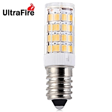 E14 689Lm 7W 51Pcs SMD 2835 Mini LED Corn Light - Warm White Light