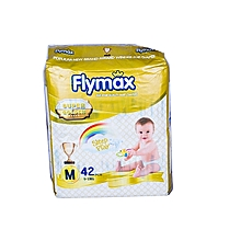 Five Star Quality Medium Baby Diapers,Full Bale(M-42)*4,5-10KG - 42 Pieces