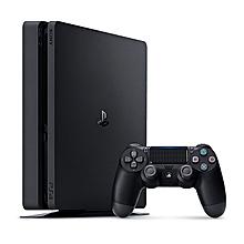 PS4 Slim - 1TB - Black.