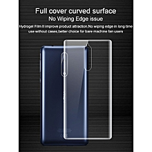 Anti Glare Hydrogel 2th Generation Film For Nokia 8 Screen Protector For Nokia 8 3D Full Cover Protector Hydrogel Film
