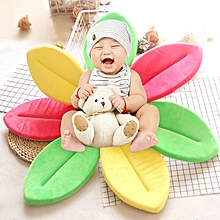 Foldable Bathtub Blooming Sink Lotus Flower Bath Mat Pad forborn Baby, Size: 80cm x 80cm x 5cm (Color)