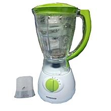Blender with Grinder - 1.5 Litres - White & Light Green