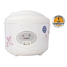Deluxe 1.8L Rice Cooker  with  Steamer