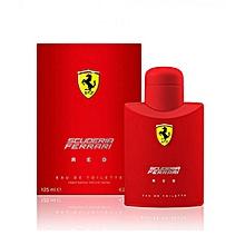 Scuderia Ferrari Red For Men EDT – 125ml