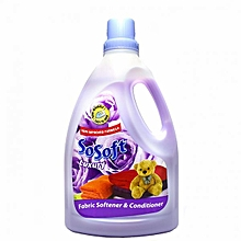 New Improved Luxury Fabric Softener & Conditioner 2.5 Litres