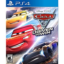PS4 Game Cars 3
