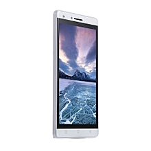 O6 MT6572 Dual Core 1.2Ghz Processor 5 Inch QHD IPS LCD 960*540 Smart Phone White