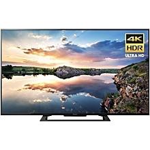 """60X6700E - 60"""" Smart UHD 4K LED TV - Black."""