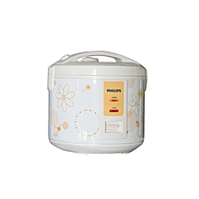 Rice Cooker (HD3017) - White