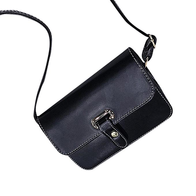 0a642e95c4e7 koaisd Girls Women Retro Female Simple Bag Crossbody Shoulder Bag Handbag