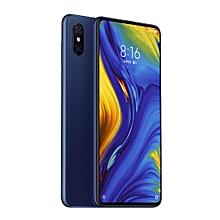 Mi Mix 3 Dual Sim (6GB, 128GB) 4G LTE Smartphone - Sapphire Blue