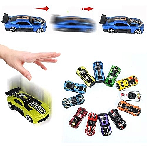 Fun Racing Car Model Toy Electric Automatic Boy Kid Children Birthday Random