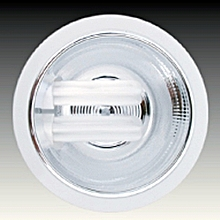Midi 2 Downlight with Sunken Glass and 2xPLC holders only Only
