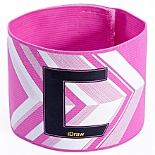 Football Fans Flexible Armband Soccer Captain Adjustable C printing Armband