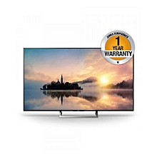 "KD49X7000E - 49"" 4K Ultra HD Digital Smart LED TV - Black"