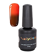 Chameleon Gel Polish – Orange To Brown