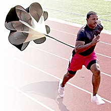 Speed Resistance Training Parachute Running Chute Football Training