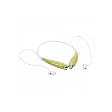 NeckBand Bluetooth Stereo Headset - Green
