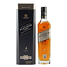 Platinum Label Blended Scotch whisky - 750ml