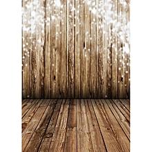 Freebang 3x5FT Wooden Wall Floor Photography Backdrop Background Photo Studio Vinyl Props