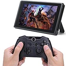 LEBAIQI Screenshot High Performance Bluetooth 6 Axis Gyro Video Games Gamepad Joypad Nintendo Switch