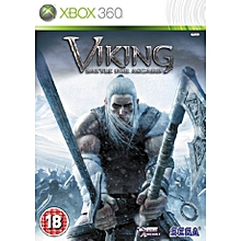 XBOX 360 Game Viking Battle For Asgard