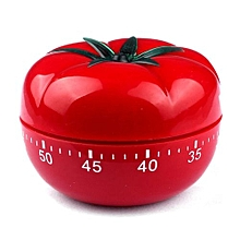 Tomatoes 60 Minutes Mechanical Count Down Kitchen Cooking Time Alarm