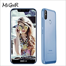 X70 5.5 HD U-Notch 2.5D 19:9 Full Screen Phone Android 8.1 MTK 2GB+16GB 4000 MAH Face ID Smartphone