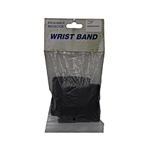 "Wrist Band 3""- 23902black-"