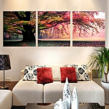 30x30cm 3 Piece Wall Art Pictures Print On Canvas Landscape Modern Painting For Living Room