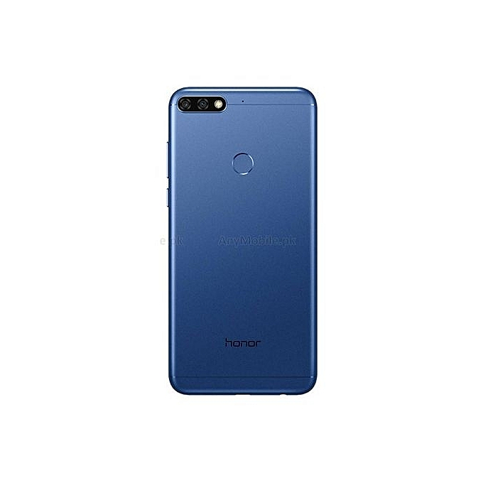 Honor 7C, 3GB + 32GB (Dual SIM), Blue