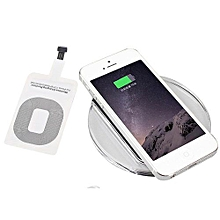 QI Wireless Charging Receiver Universal Patch Mobile Phone