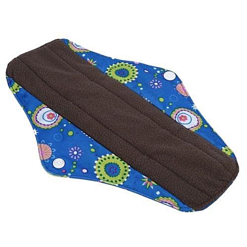 e24b1d3d45e3b UNIVERSAL Reusable Washable Bamboo Charcoal Cloth Menstrual Sanitary Maternity  Pads Panty (#3)