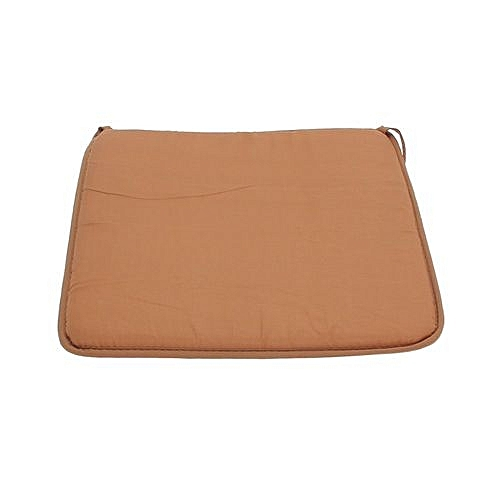 Universal Soft Chair Cushion Seat Pads Removable Cover Office Home