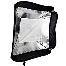 Professional Godox Ajustable Softbox 60cm x 60cm for Flash Speedlite Studio Shooting