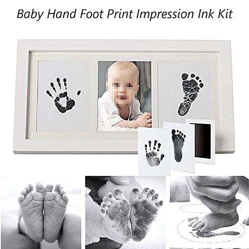 Buy Universal Diy Baby Hand Foot Ink Pad Imprint Print Ink Kit Photo