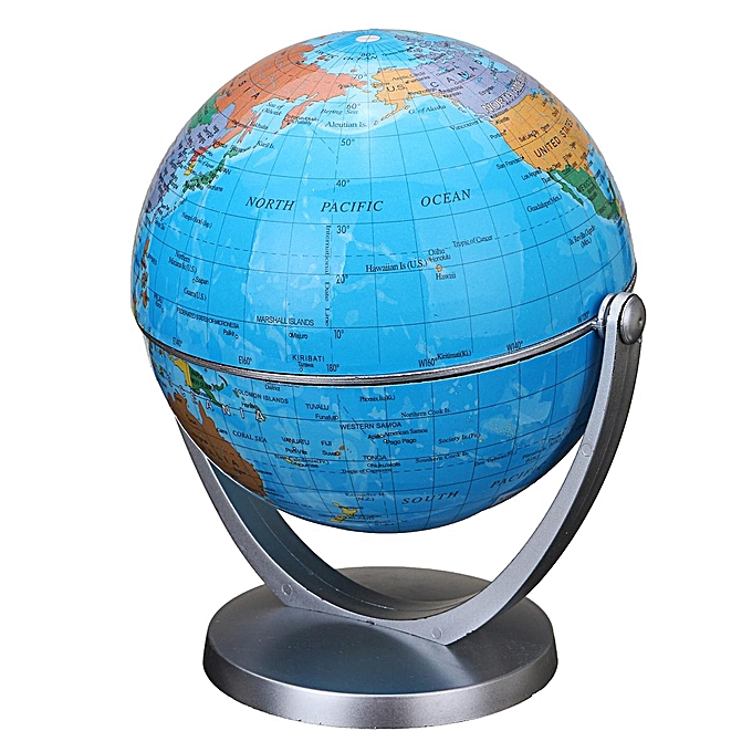 Buy Generic 360° Rotating Globes Earth Ocean Globe World Geography ...