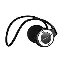 Sports Bluetooth Wireless Headset Stereo Ear Hook TF Card Headphones Comfortable Wearing