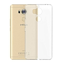 INFINIX Zero 4 Plus (X602) Back cover - Clear