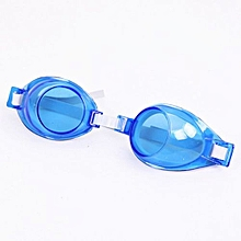 Adjustable Waterproof Anti Fog Cartoon UV Protection Swim Glasses